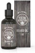 Beard Oil Conditioner- All Natural Unscented Organic Argan & Jojoba Oils