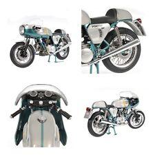1:12 Minichamps Ducati 750 SS 1977 Silver-Blue EXTREMALY RARE UNIQUE ON EBAY NEW