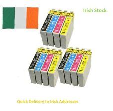 12 Ink Cartridge for EPSON WF-2530WF WF-2630DWF WF-2730WF WF-2660DWF WF-2650DWF