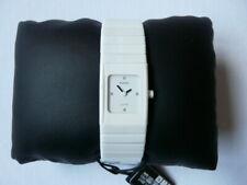 Rado Ceramica XS 19,4 mm Weiß Keramik + 4 Diamanten R21712702 NEU + OVP