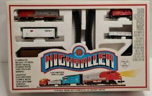 Bachmann N Scale No. 50-4300 Highballer Train Set