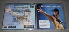 Michael Jackson - CD Rare tracks, demo versions, inedit songs and unreleased 6