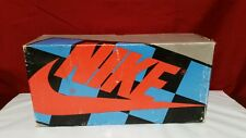SHOE BOX ONLY VTG OG 1980's Nike Mac Attack Checkerboard John Mcenroe 7.5 7393