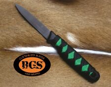 BGS CUSTOMIZED BLADES Victorinox SPEAR POINT Paring Fruit Pikal knife FREE SHIP