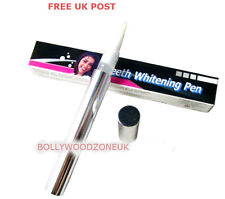 TEETH/TOOTH WHITENING PEN WHITENER CLEANING BLEACHING DENTAL WHITE-FREE UK POST