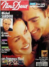 Mag 1999: MICHEL SARDOU_TOM SELLECK_Les femmes flic à la télé