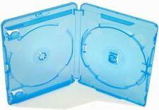 10 Cajas bluray amaray dobles 15mm