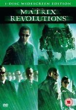 Matrix Revolutions 7321900680592 DVD Region 2