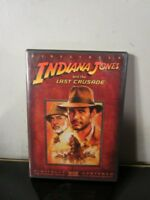 indiana jones and the last crusade dvd~