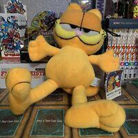 Garfield & Odie - Garfield Plush - Nanco [ NWT NEW ]
