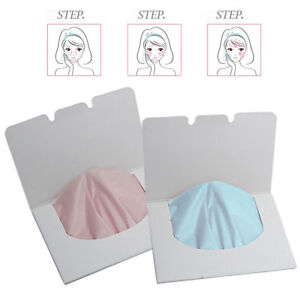 Facial Oil blotting paper Face absorbing Oil Sheet Oil Control Film Face 100Pcs