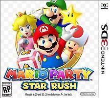 Mario Party: Star Rush (Nintendo 3DS, 2016) - BRAND NEW