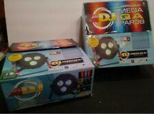 2 (A Pair) ADJ American DJ Mega QA PAR38 RGBA LED DMX Color Mixing Wash PAR Can