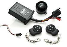 MOTORCYCLE MOTORBIKE QUALITY ALARMS & IMMOBILISER NO WIRE CUTTING EASY FIT* (1)