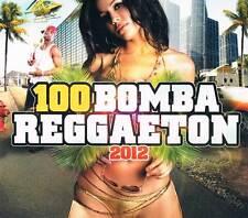 CD NEUF scellé - 100 BOMBA REGGAETON 2012 / Coffret Digipack 5 CD -Bi3
