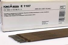 3,8 kg (200 Stück) Stabelektrode Typ 18/8/6,  1.4370 Abm. 2,5x300 mm