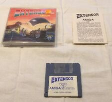 Extensor (1988, Players logiciel, Golden Games, Holger Gehrmann, Commodore Amiga)
