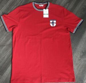 **BRAND NEW** Next England 66 Mens T-shirt - Large