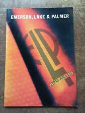 """""""Emerson, Lake & Palmer"""" Tourbook Japan Tour 1996 Booklet"""