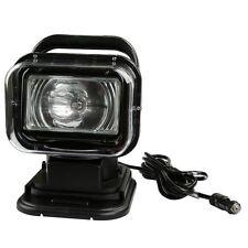 360º Lamp Searchlight Remote control HID spotlight 75w HID driving Light New