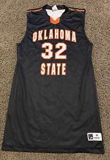 Oklahoma State Cowboys NCAA Basketball Reversible Jersey #32 Adult Size Medium
