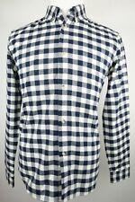 APC Rue Madame Paris Flannel Shirt Men Size Small