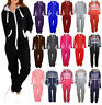 *SALE* New Unisex Kids Adults All in One 1Onesie Hooded Fleece Playsuit Jumpsuit
