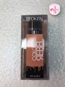 Redken Color Rebel Hair Makeup Rose Revolution Color Champagne Rose .67oz