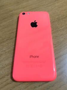 Apple iPhone 5c - 32GB - Pink (Unlocked) A1507