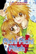Pichi Pichi Pitch 4: Mermaid Melody (Pichi Pichi Pitch: Mermaid-ExLibrary