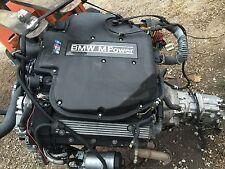 BMW E39 M5 S62 (396 horse power) engine motor + manual transmission + ECU TESTED