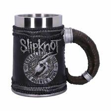 More details for nemesis now officially licensed slipknot flaming goat logo tankard