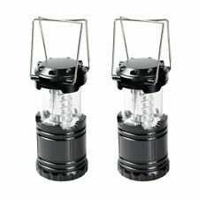 2 Pack AS Seen ON TV Portable Collapsible Tactical LED Lanterns Tac Light Lamps