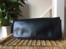 Lovely Designer 100% Genuine Tory Burch Saffiano Leather Clutch Bag Handbag