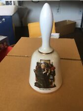 Norman Rockwell Bell Series Limited Edition (Doctor And Doll)