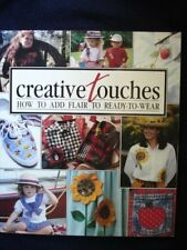 Creative Touches : How to Add Flair to Ready-to-Wear Leisure Arts Staff