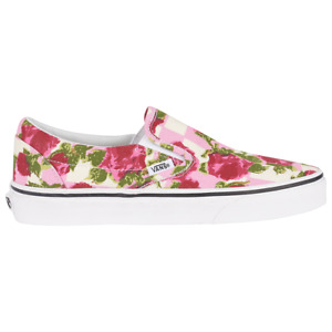 VANS Classic Slip-On Romantic Floral Casual Shoes Women's Sneakers size 7
