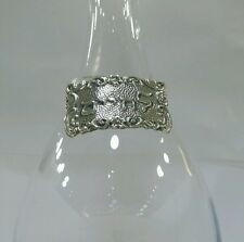 NEW SOLID SILVER 925 Decanter/Bottle Plaque Lechayim Lehayim Shabbos Judaica
