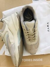 Zara Fashion Unisex Sneakers With Thick. Size Uk 8/41