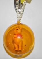 Disney Store Holiday Ornament Pooh Figurine Disney Winnie the Pooh New