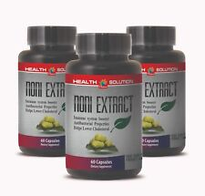 weight loss and energy pills - NONI EXTRACT  - brain memory supplements - 3 Bot