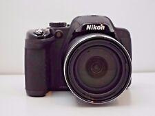 New Open-Box Nikon COOLPIX P530 16.1 MP Digital Camera - Black - Retail $349 C