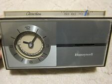 Honeywell Chronotherm T8090A 1007 thermostat, Class 2 30 V max