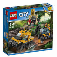 LEGO City Jungle Halftrack Mission 2017 (60159)
