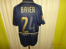 "TSV 1860 Munich Nike dehors maillot 2003/04 ""LIQUI MOLY"" + Nº 24 BAIER taille M"