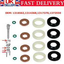 For PEUGEOT CITROEN 1.6HDI DIESEL INJECTOR SEALS WASHER O Ring KIT 1982A0 198299