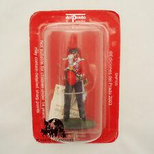 Figurine Del Prado Officier Cosaque Garde du Corps 1812 Napoléon 1er Empire NEUF