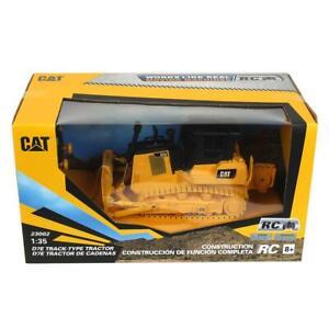 1/35 Caterpillar CAT D7E Track Dozer Radio Control Made Of Durable Plastic 23002