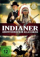 Indianer Abenteuerfilm Klassiker | 3 Filme | 280 Minuten | Western [FSK12] DVD
