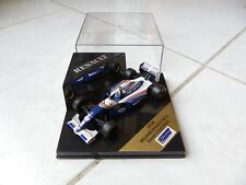 Williams Renault FW16 David Coulthard #2 Onyx 202B 1/43 F1 Formule 1 Renault box
